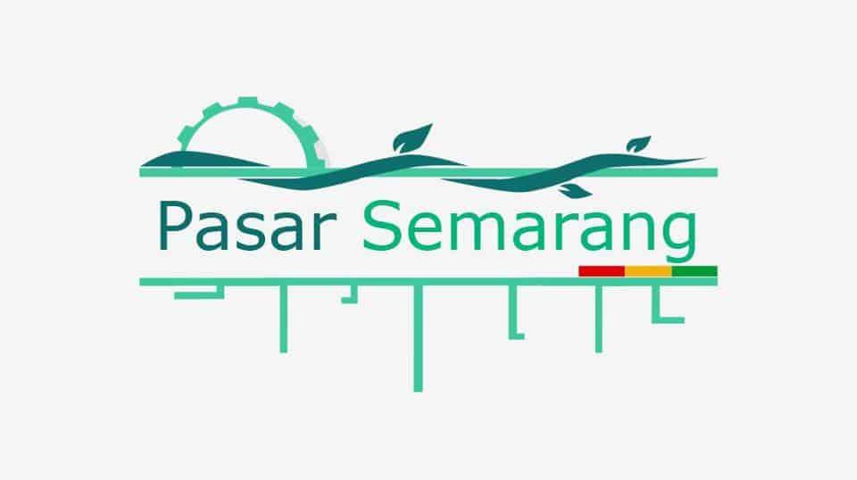 Contoh banner toko online Pasar Semarang Group