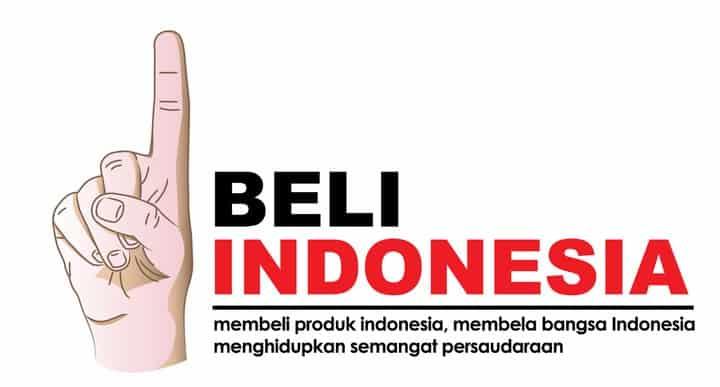 100% cinta produk indonesia