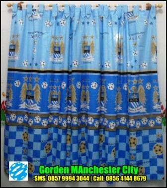 aksesoris hordeng murah semarang Manchester City