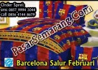 Jual Aksesoris Kamar Serba Barcelona Set GKM Barcelona
