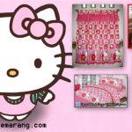 Agen Acesoris Kamar Hello Kitty Agen Kamar Set Hello Kitty