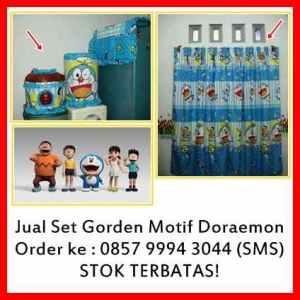 Info Harga Gorden Frozen Terbaru, Harga Gorden Motif Kartun, Gorden Kartun