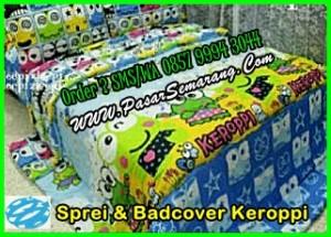 Sprei & Badcover Keroppi