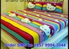 Jual Badcover Hello Kitty