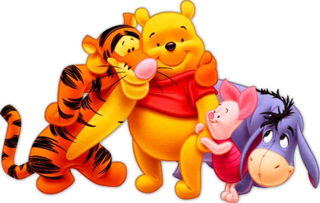 Anda Penggemar Tokoh Kartun Pooh ? Beli Juga Sprei Katun Jepang Winnie The Pooh Murah Berkualitas
