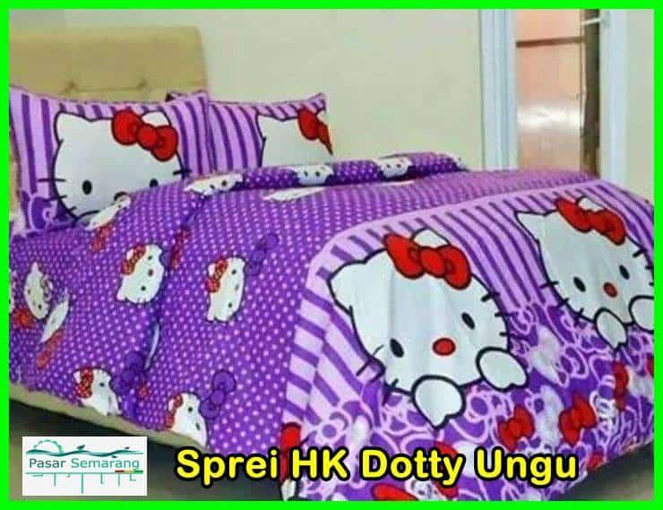 Desain Kamar Gambar Kartun Hello Kitty Lucu