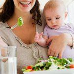 Ini Dia Tips Makanan yang Baik Untuk Ibu Menyusui