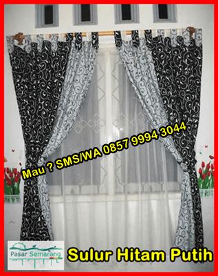 Model Tirai Jendela Rumah Minimalis