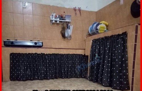 Ini Loh Contoh Tirai Jendela Dapur Minimalis Yang Cantik