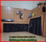 Inilah Motif Gorden Kolong Meja Dapur Terlaris