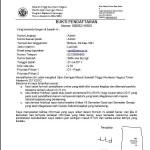 Tata Cara Pengiriman Berkas USM STAN 2011