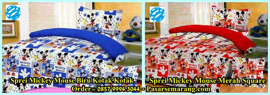 Gorden Disney Mickey Mouse terbaru Hordeng Kamar Mickey mouse