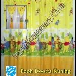 Jual Gorden Winnie The Pooh Hordeng Pooh Kamar Anak Pooh