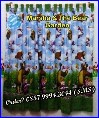 toko aksesoris koleksi Marsha and The Bear murah online