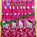 Pernak Pernik Gorden Hello kitty Dotty Pink, Model Gorden Rumah Minimalis, Model Gorden, Minimalis Terbaru