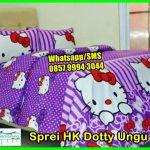 Pernak Pernik Hello Kitty HK Dotty Ungu, Desain Model Rumah Minimalis, Sprei Katun Jepang Murah