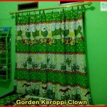 Model Gorden Pintu Kamar Minimalis Karakter