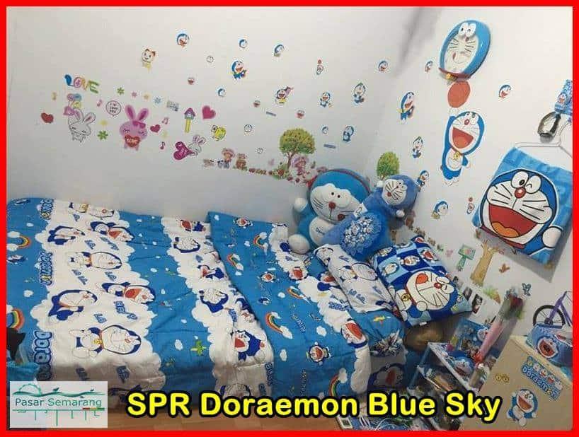 Contoh Desain Kamar Tidur Serba Doraemon - PasarSemarang.Com