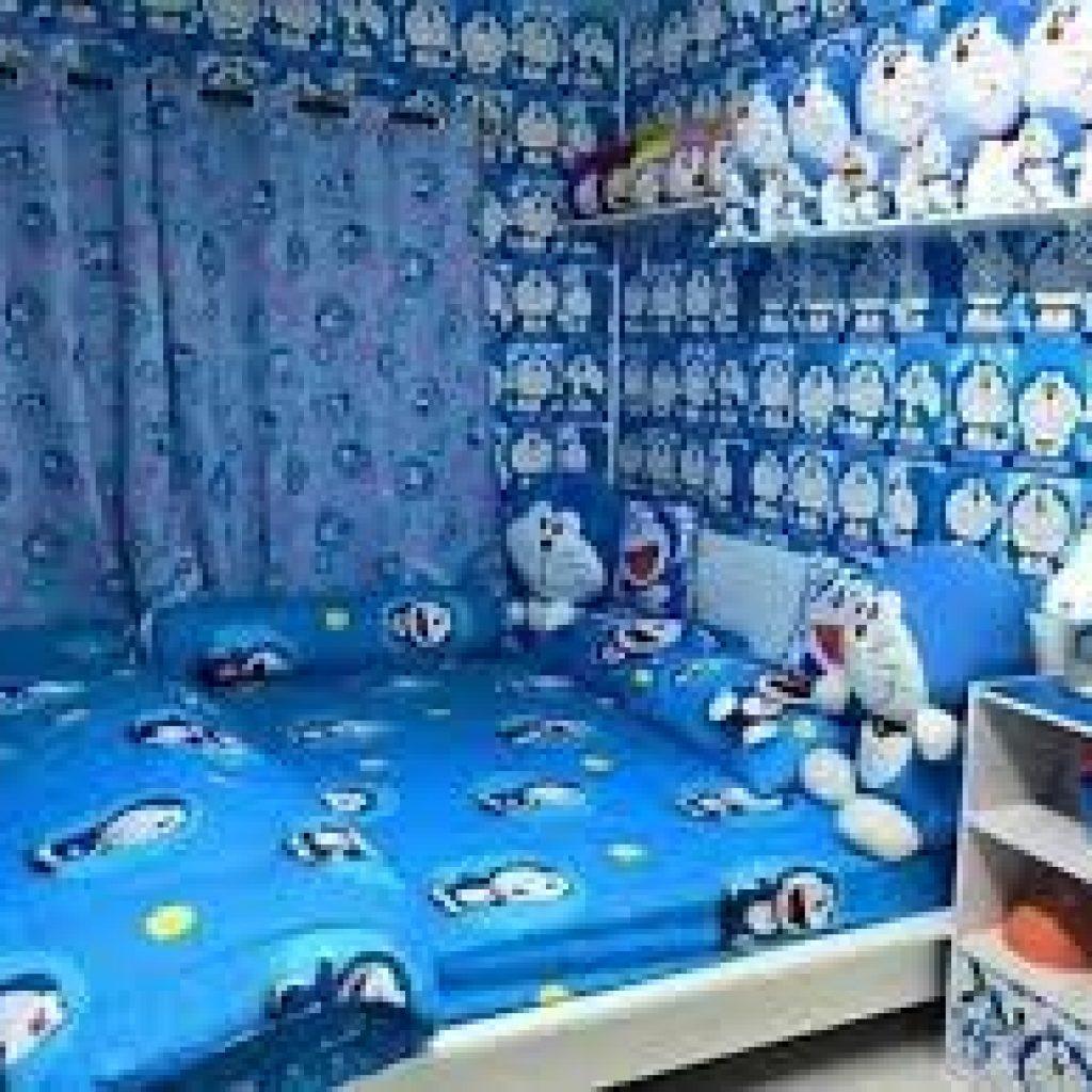 desain kamar tidur doraemon ala pasar semarang - pasarsemarang