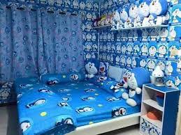 desain kamar tidur doraemon minimalis