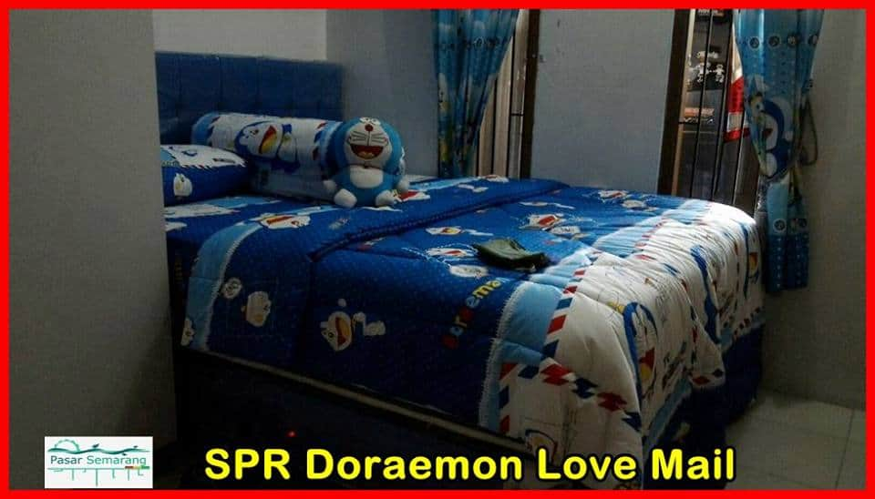 desain kamar tidur doraemon sederhana