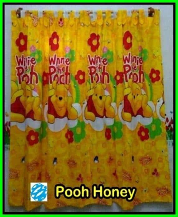 Gorden Karakter Winnie The Pooh, Lucu Dan Imut-imut