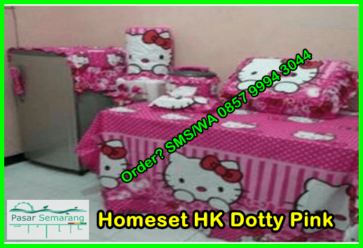 harga gorden hello kitty murah