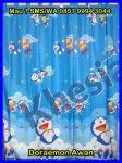 Kak, Lagi Cari Model Gorden Doraemon Yang Lucu Dan Imut ?