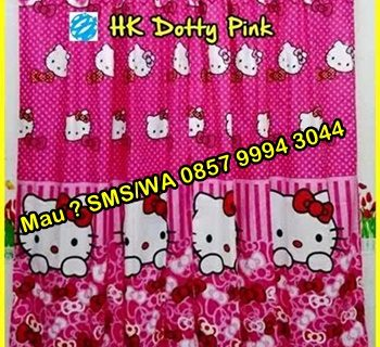 Model Gorden Hello Kitty Ini Bisa Jadi Solusi Untuk Mendesain Ruang Tamu Kakak