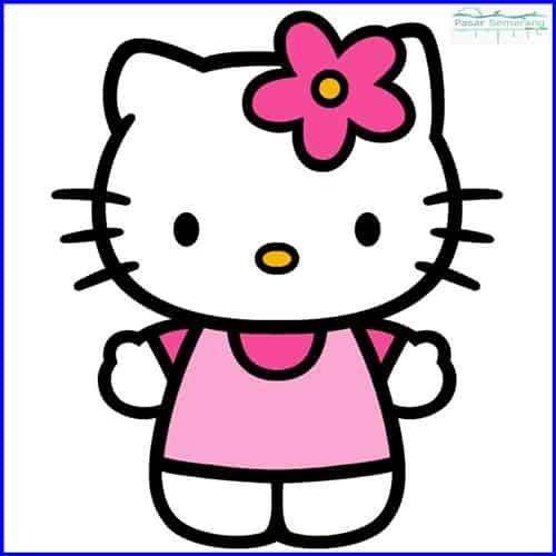 Model Sprei Hello Kitty Terbaru