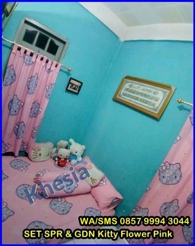 model gorden kamar anak perempuan, Harga Gorden Doraemon, gorden motif kartun anak