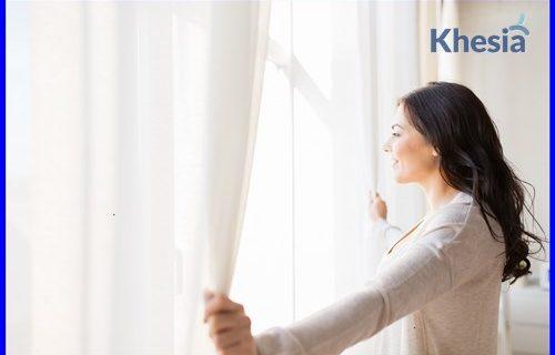 7 Kreasi Tirai Jendela Dan Pintu Yang Unik Dan Mudah Dibuat