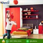 Interior Kamar Anak Laki Laki Jadi Lebih Menawan dengan Gorden Khesia