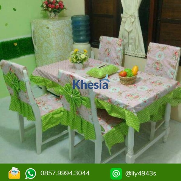 model taplak meja makan oval