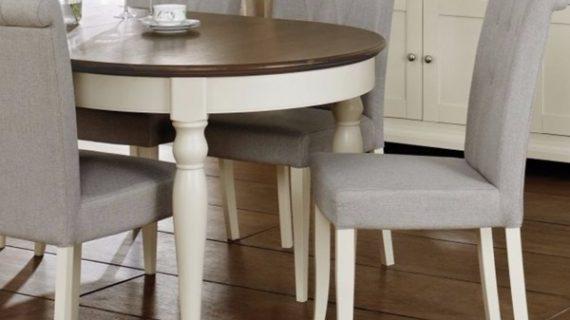 7 Model Taplak Meja Makan Oval dengan Set Komplit 4 – 6 Kursi