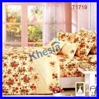 sprei motif bunga sakura, harga hordeng jendela rumah,