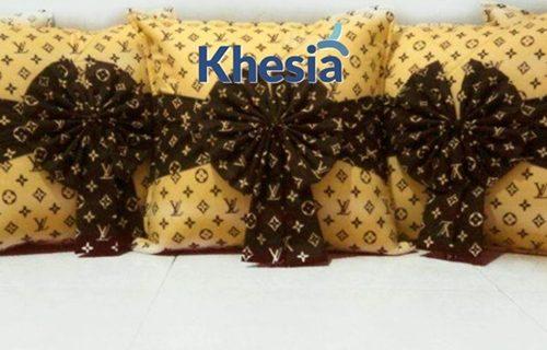 Sarung Bantal Sofa Minimalis Modern Ini Terbuat Dari Serat Alami 70%