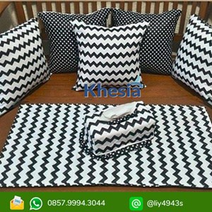 model sarung bantal kursi