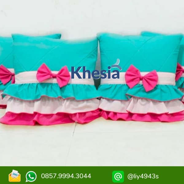 model sarung bantal kursi minimalis