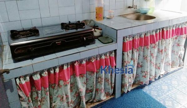 gorden dapur minimalis