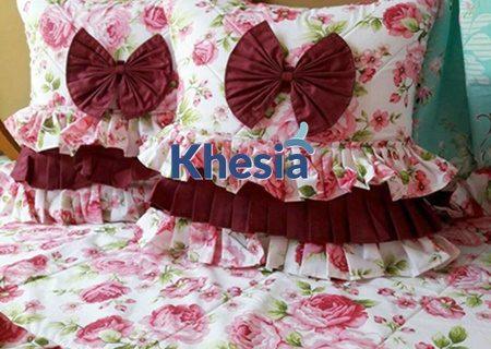 Sarung Bantal Sofa Vintage dari Khesia ini Bikin Pengen, Buktikan Aja !!