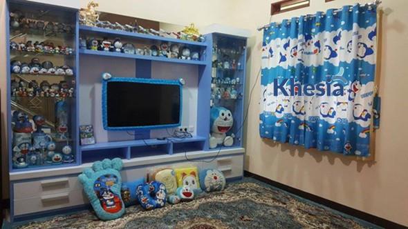 Desain Kamar Tidur Serba Doraemon Bisa Pesan Sekarang